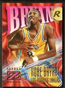 1996 Skybox Z Force Kobe Bryant RC Rookie #142