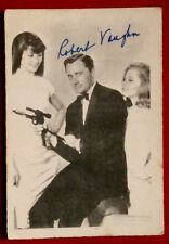 THE MAN FROM UNCLE - Robert Vaughn - Napoleon Solo - A & BC Ltd, Card #46 - 1965