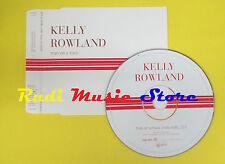CD Singolo KELLY ROWLAND Train on a track 2003 PROMO SONY no lp mc dvd (S5)