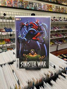 Sinister War 1 Vol 1 Marcelo Ferreira 1:25 Variant Cover - Marvel Comics 2021