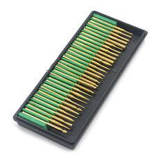 30 Diamond Rotary Burr Drill Bit Set  Engraving Bits For Tiles Glass Wood