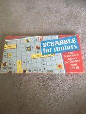 Vintage Scrabble For Juniors