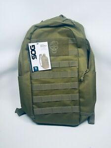 SOG Specialty Knives & Tools Ninja Tactical Day Pack, 18.5L Storage - NEW!!!