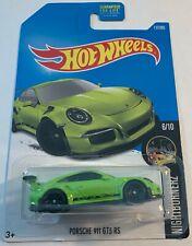 Hot Wheels 2016 Nightburnerz Porsche 911 GT3 RS