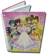 Great Eastern Entertainment Sailormoon Moon Dress Hardcover Notebook