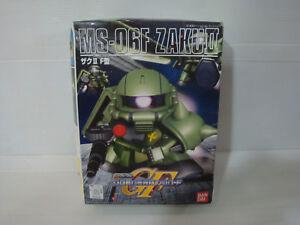 Bandai 2001 Gundam Kit Ref 218 Figure - Figurine MS-06F Zaku II Generation F
