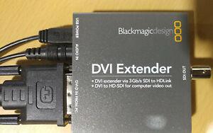 Black Magic Design DVI Extender
