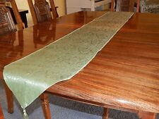 Table Runners-Green