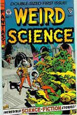 Weird Science # 1 (Story muestreador, EC fotográficamente, 68 pages) (Estados Unidos, 1990)