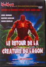 DVD LE RETOUR DE LA CREATURE DU LAGON - Louis JOURDAN / Heather LOCKLEAR