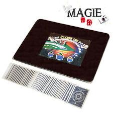 Tapis de magie NOIR - 40 x 27,5 cm - Qualité VDF