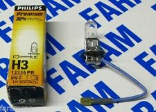 Lampada Philips H3 12V Fendinebbia 30% di luce in più