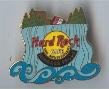 Hard Rock Cafe Niagara Falls 3rd Anniverary Pin