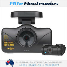 LUKAS LK-7950 WI-FI 32GB 1080P FULL HD FRONT + REAR DVR CAMERA CRASH DASH CAM