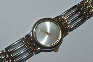 Geneva Quartz Watch Ladies Swiss Movement Seven & Half Inch Strap Lightly Used