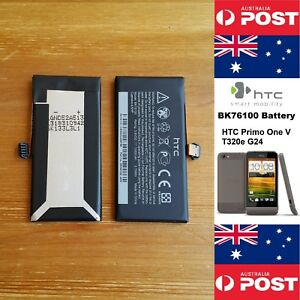 GENUINE HTC Primo ONE V T320e G24 Battery BK76100 1500mAh Good Quality Local