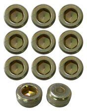 (11) Cummins Thread-In Cylinder Head Freeze Plug Kit for 98.5+ Dodge 5.9L - 6.7L