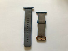 Original Woven Nylon Armband 38mm Verschluss für Apple Watch