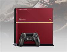 PS4 Metal Gear Solid Edición - Pegatina Juego Funda