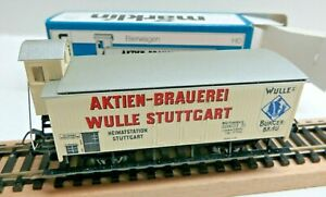 "Märklin 4678 H0 Beer Truck "" Wulle Stuttgart "" New Original Packaging"