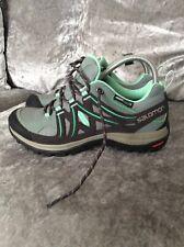 Ladies Salomon Hiking Walking Shoes Size 5