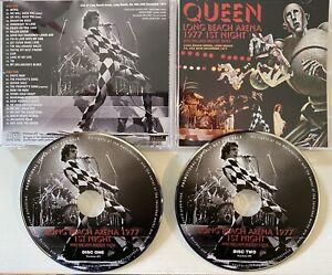 Queen Long Beach Arena 1977 1st Night