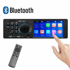 "4.1"" 1DIN Car Stereo Video Bluetooth FM Radio AUX USB TF In-dash Unit MP5 Player"