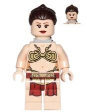 GENUINE LEGO STAR WARS Princess Leia Slave Outfit Version Minifig NEW SUPER RARE