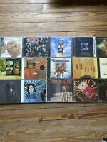 Lot Of 15 Alternative/Indie Rock Cd's Promo Junk Lot 90's 3