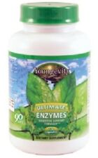 Youngevity Sirius Ultimate Enzymes 120 capsule bottle