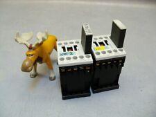 10E 3 Pole Contactor 3RT1016-1AP01 Siemens Surge Suppressor Lot of 2