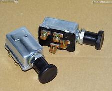 LED-Kennzeichenleuchte 100mm x 40mm für Traktoren Schlepper und Oldtimer