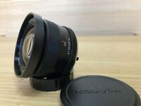 *Rare : Near Mint ++* Yashica ML 24mm f/2.8 Wide Angle For C/Y Mount From Japan