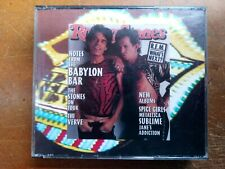 Rolling Stones Sweet Home New York City 2 Cd album mega rare live 1998 Madison