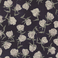 THE WORDSMITH by Janet Clare for MODA 1390 16 Ink 1/2 Yard