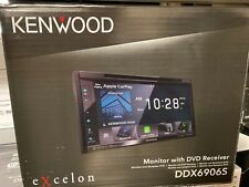 kenwood ddx6906s Monitor With DVD Receiver