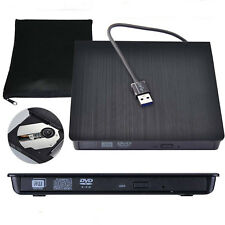 USB 3.0 DVD-RW Driver Portable External Optical Drive CD ROM Player for Computer