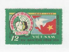 North Viet Nam Sc 144 LH issue of 1960 - WORLD FEDERATION