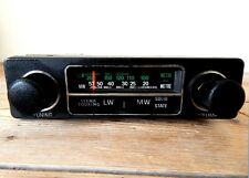 Vintage Radio LW MW Classic Motor Car Seema Touring Solid State