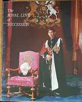 The Royal Line of Succession (Illustrated) by Montague-Smith, Patrick (Paperback