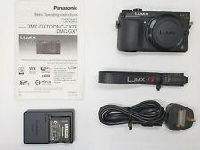 Panasonic LUMIX DMC-GX7 Micro 4/3 Camera - Black (Body Only) BOXED