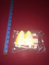 VTG 1993 McDonalds Happy Meal Magic Pie Maker Replacement Sign Wrappers Sealed