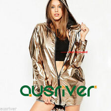 Polyester Casual Coats & Jackets for Women