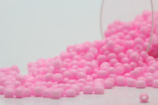 Miyuki Round Rocailles 6//0 Opaque Baby Pink Seed Beads RR-415