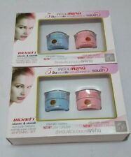 2 BOX Polla cream whitening anti acne reduce dark spots night & day cream.