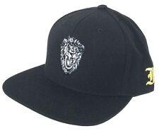 Big Sean Lion FF Finally Famous Black Baseball Hat Cap New Official Flat Brim