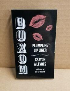 Buxom PlumpLine Lip Liner w/ Brush - HUSH HUSH - 0.03oz(0.9g)Travel / BRAND NEW