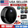 Mini Hidden Spy Camera Wireless Wifi IP HD 1080P Camcorder DV DVR Night Vision