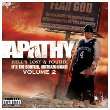 APATHY Hell's Lost & Found (2CD) DEMIGODZ ARMY OF THE PHARAOHS AOTP FORT MINOR