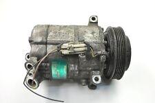 SAAB 93 9-3 2.0 PETROL 2005 RHD A/C AC AIR CON COMPRESSOR PUMP 12758381